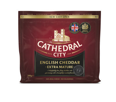 Queso Cathedral City Cheddar Extra Mature