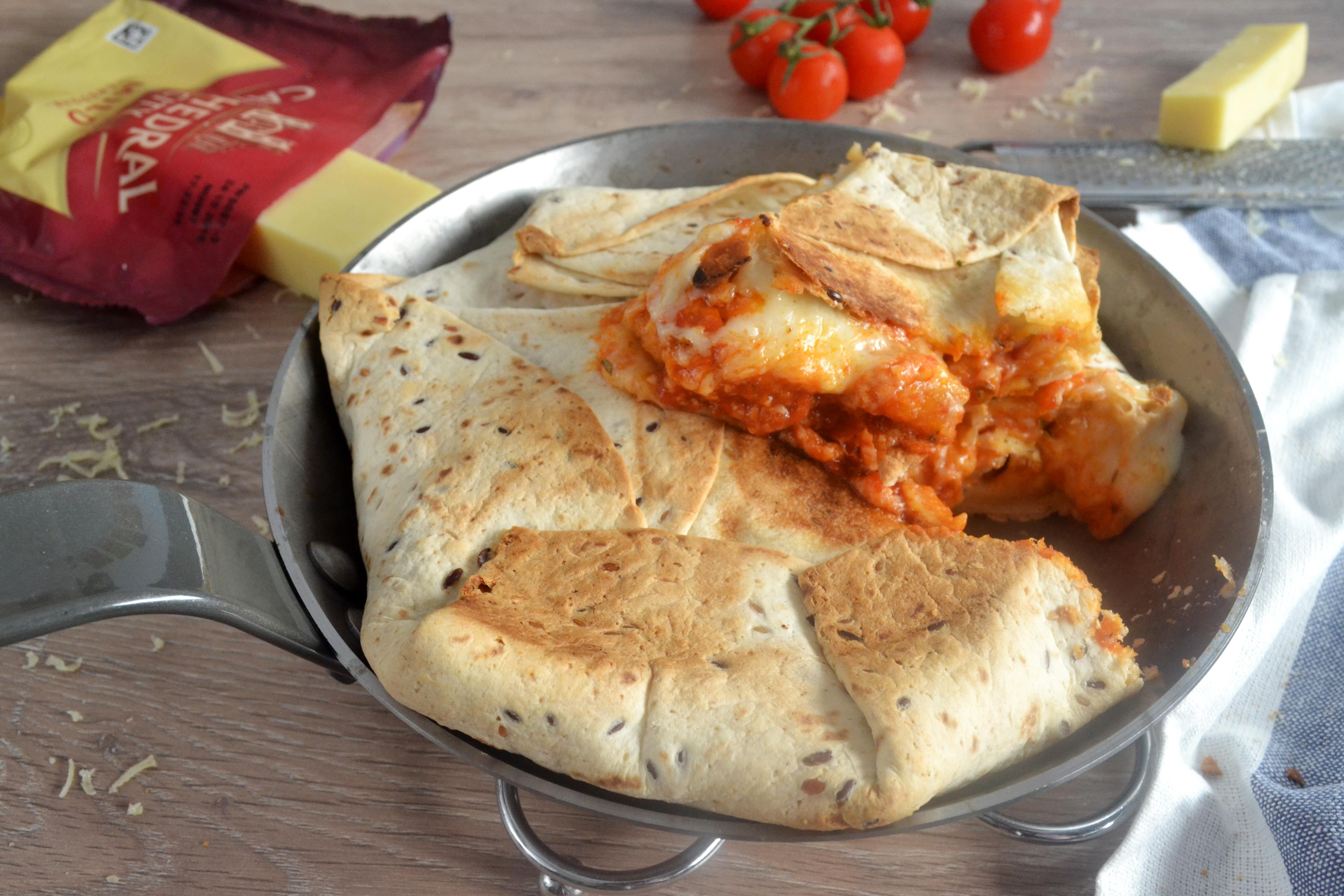 Empanadas de Pollo y Queso 1